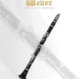 웨버 클라리넷 WEBER-410