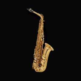 SELMER ALTO III Gold Plated