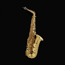 SELMER ALTO III Brushed Gold