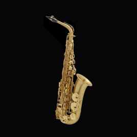 SELMER ALTO II Jubilee Brushed Gold